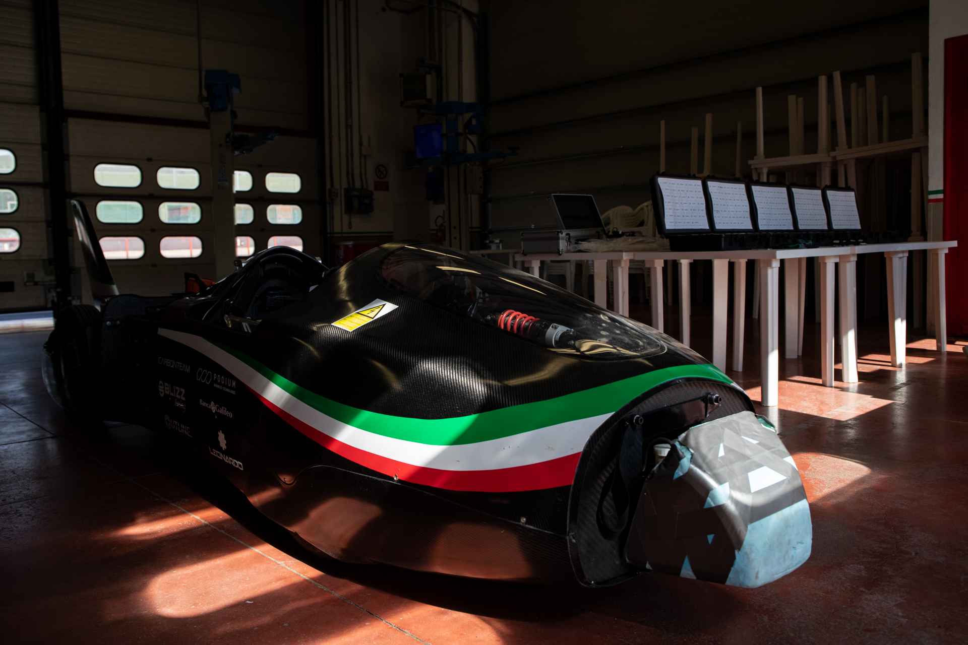 Blizz Primatist - prototipo elettrico per record di velocità. https://www.facebook.com/BlizzPrimatist