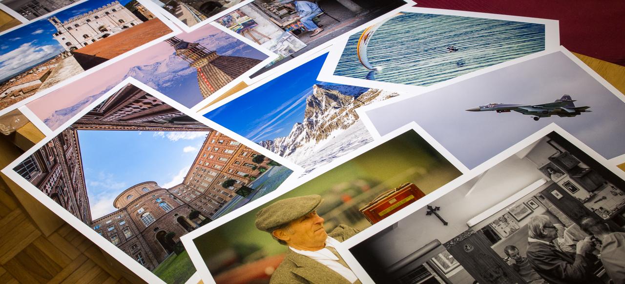 - Un pò delle mie foto preparate e stampate per fare bella mostra di se sulle parti della mia casa - Stampa by GABRIELE DANESI - Dicembre 2013 -