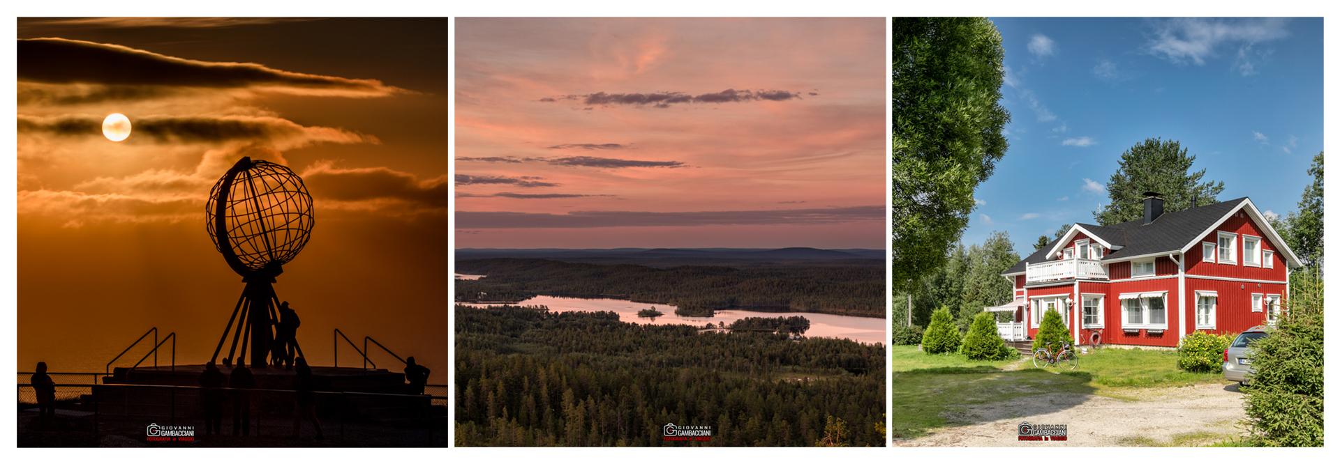 Viaggi di Gruppo  striscia_B01 [CONCLUSO] Estate in Lapponia e CapoNord: Da Martedì 25 a Lunedì 31 Luglio 2017