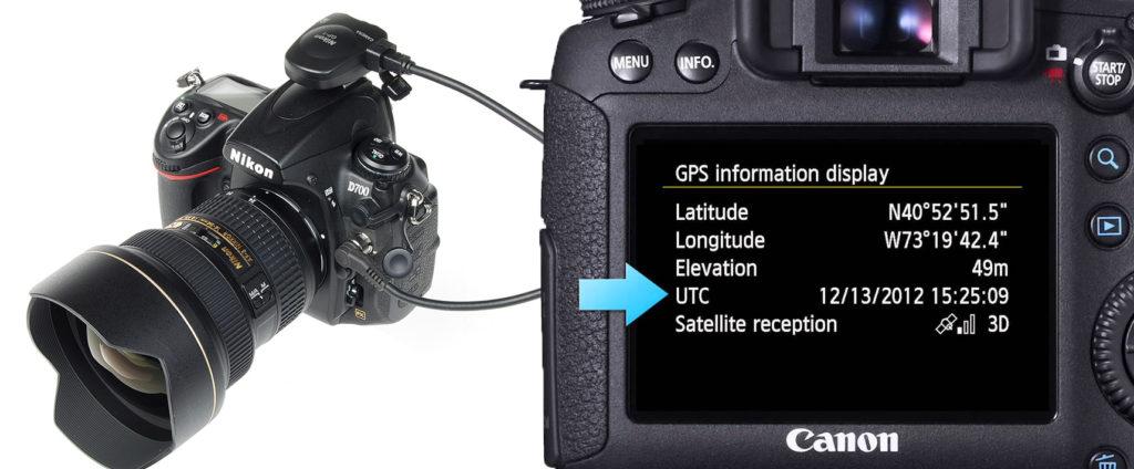 Pillole di Fotografia  Nikon-e-Canon-1024x424 Registrare i propri viaggi e geo-taggare le foto