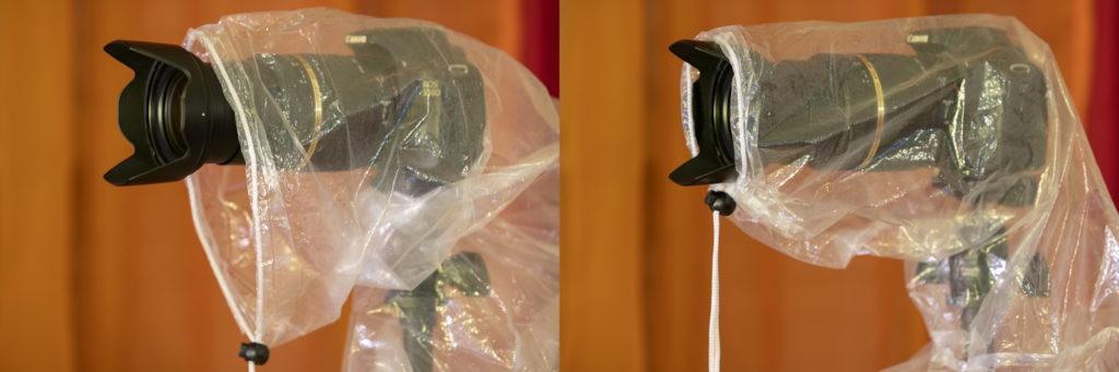 Pillole di Fotografia  confronto_bene_male-1024x341 Proteggere l'attrezzatura FOTOGRAFICA dall' ACQUA