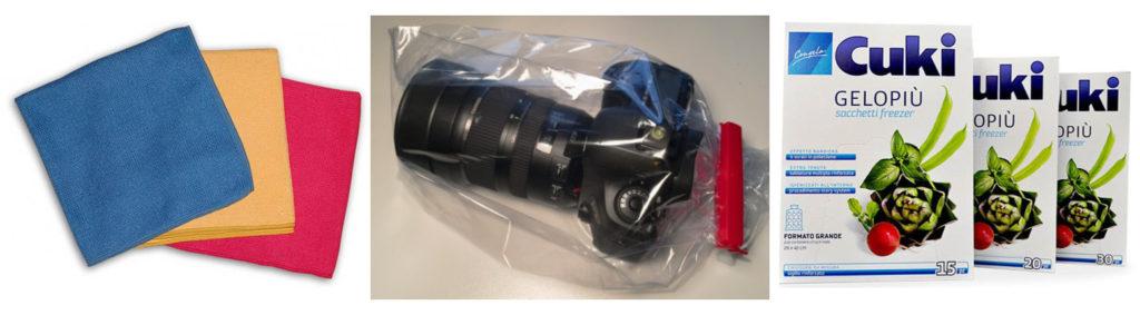 Pillole di Fotografia  reflex-in-sacchetto-1024x283 Proteggere l'attrezzatura FOTOGRAFICA dal FREDDO