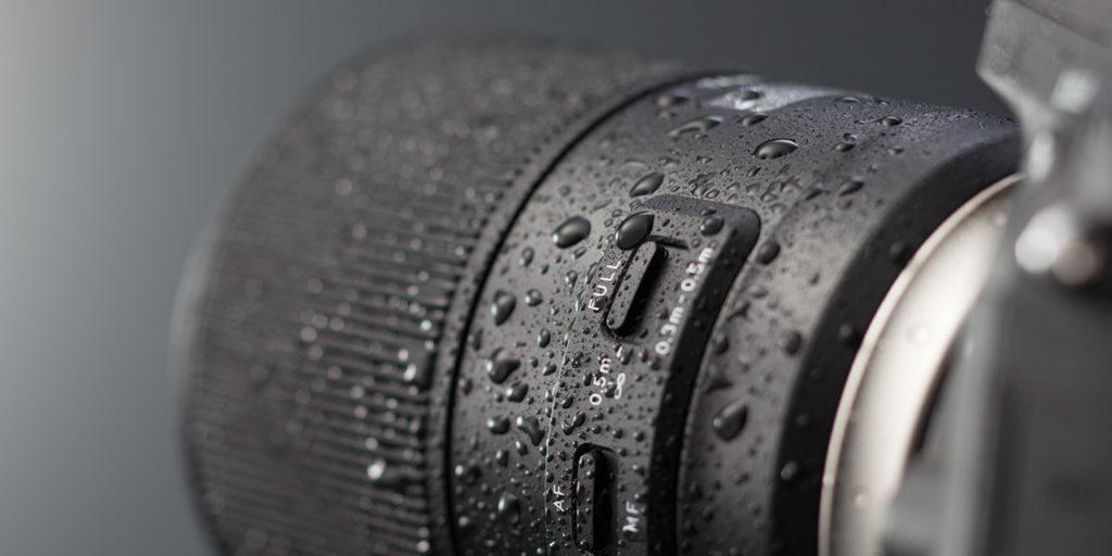Pillole di Fotografia  tamron_gocce-1024x512 Proteggere l'attrezzatura FOTOGRAFICA dal FREDDO