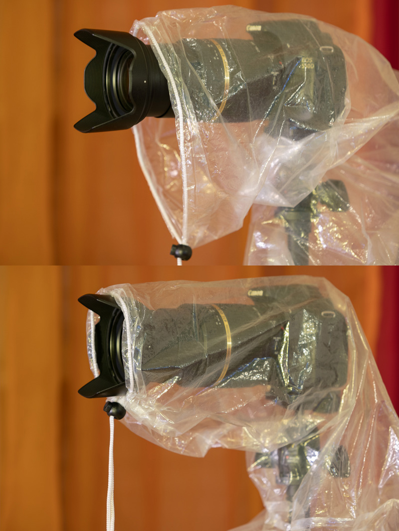 Pillole di Fotografia  1_Protezioni_A Proteggere l'attrezzatura FOTOGRAFICA dall' ACQUA