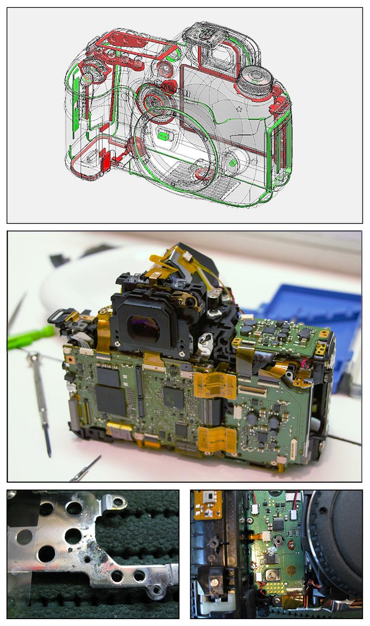 Pillole di Fotografia  5d3-defettata2 Proteggere l'attrezzatura FOTOGRAFICA dall' ACQUA