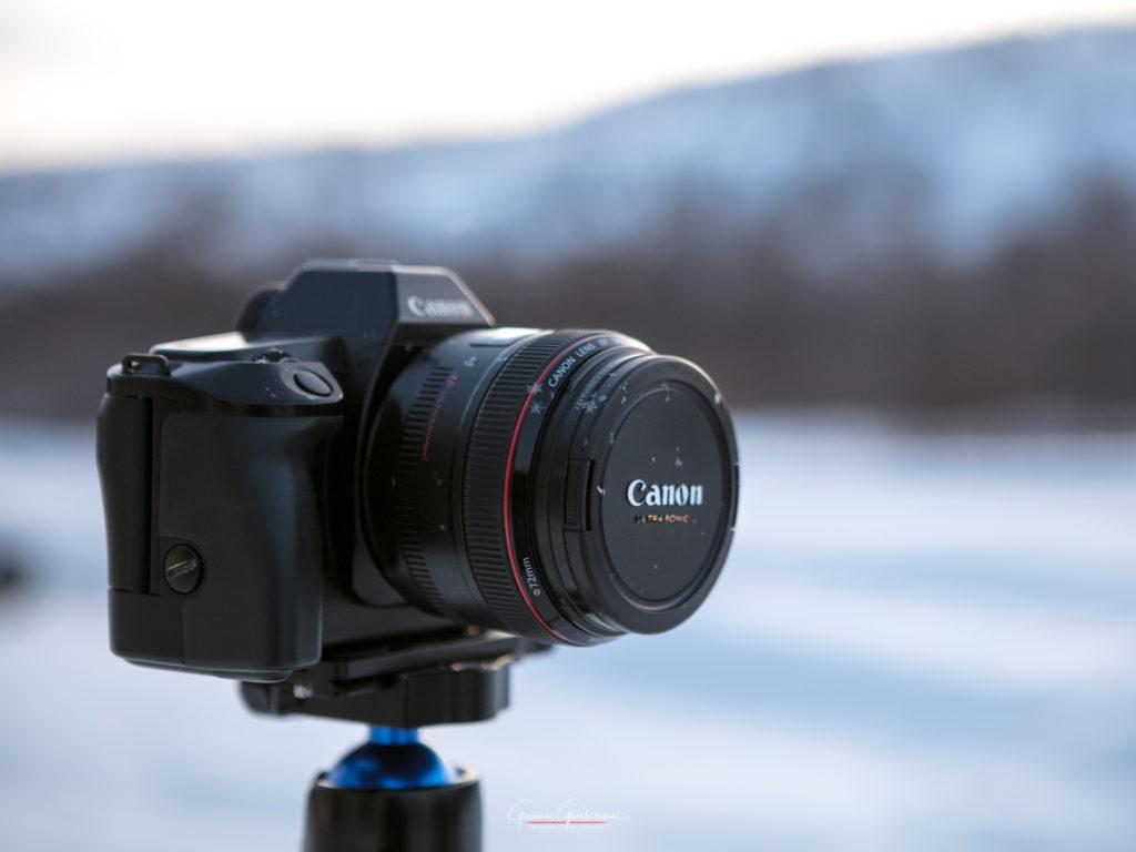 Pillole di Fotografia  FinnMark2018-1034b-1024x768 Proteggere l'attrezzatura FOTOGRAFICA dal FREDDO