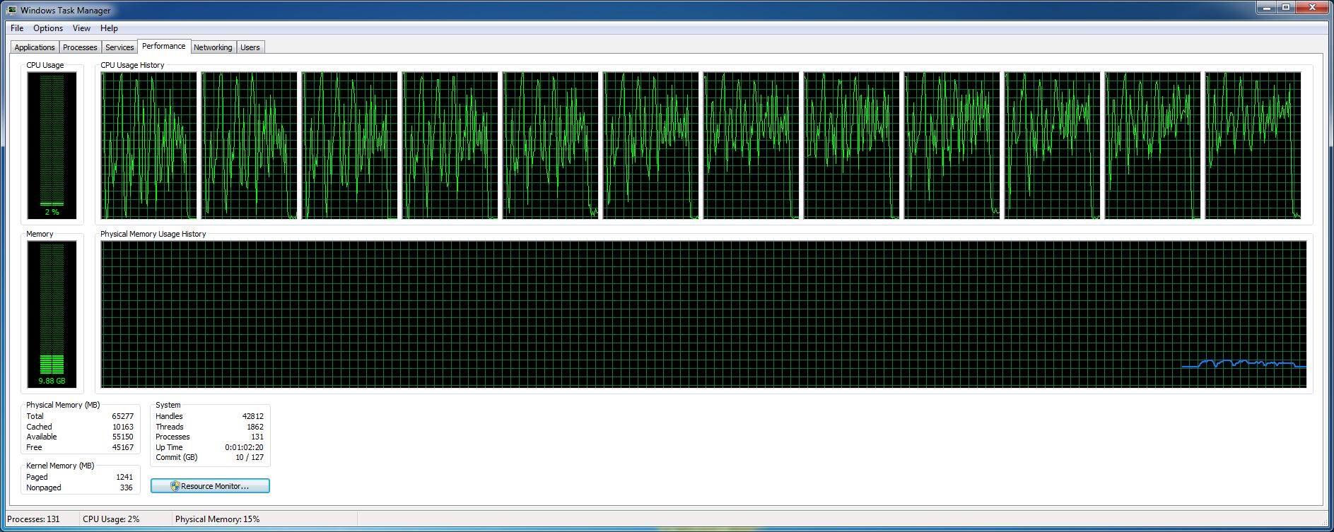 Pillole di Fotografia  LR7.1_Lenovo_ESPORT_TaskManager Nuovo LightRoom v7.2 ... Finalmente un pò di velocità!