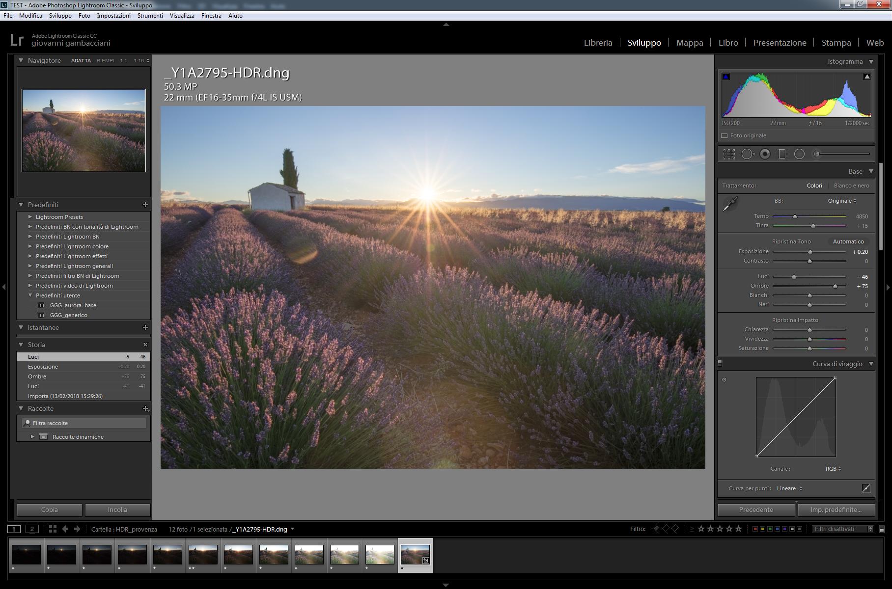 Pillole di Fotografia  LR7.1_Lenovo_HDR_Finale Nuovo LightRoom v7.2 ... Finalmente un pò di velocità!
