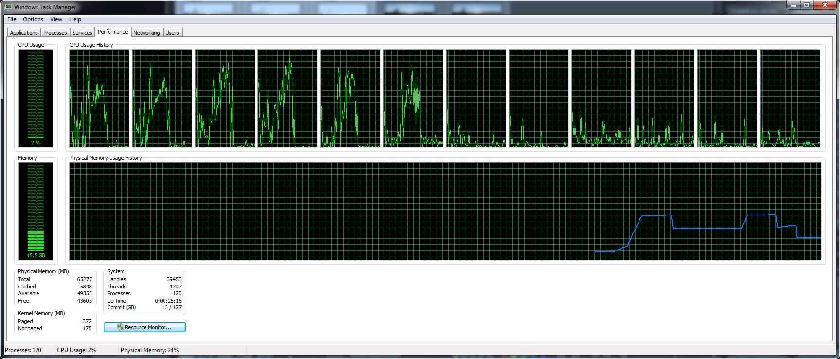 Pillole di Fotografia  LR7.2_Lenovo_HDR_TaskMan Nuovo LightRoom v7.2 ... Finalmente un pò di velocità!