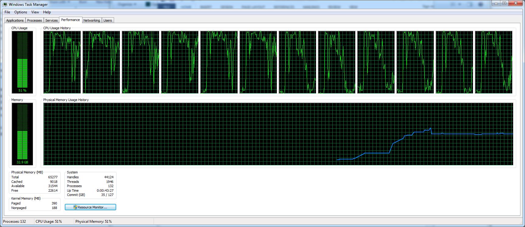 Pillole di Fotografia  LR7.2_Lenovo_PANO_TaskMenager Nuovo LightRoom v7.2 ... Finalmente un pò di velocità!