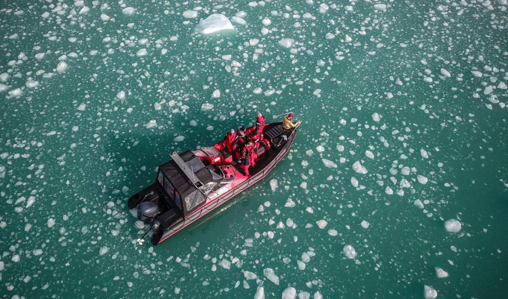 Viaggi di Gruppo  gita_barca-1024x604 [CONCLUSO] Alla Fine del Mondo. Isole Svalbard, 6-14 Settembre 2019