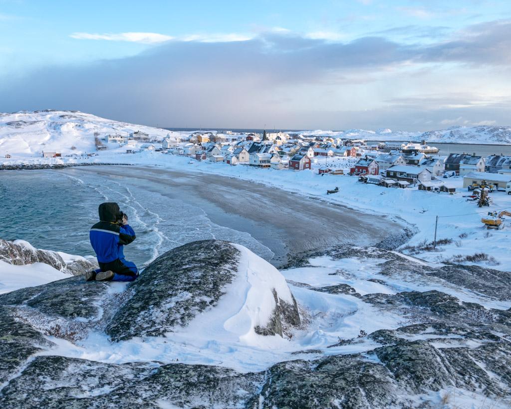 Viaggi di Gruppo  2020-Febbraio-Viaggio-Lapponia-Capo-Nord-Norvegia-Aurora-Alba-Mezzogiorno-Bugoynes-Panorama [CONCLUSO] 1-8 Febbraio 2020, Spedizione a CapoNord, Viaggio Avventura
