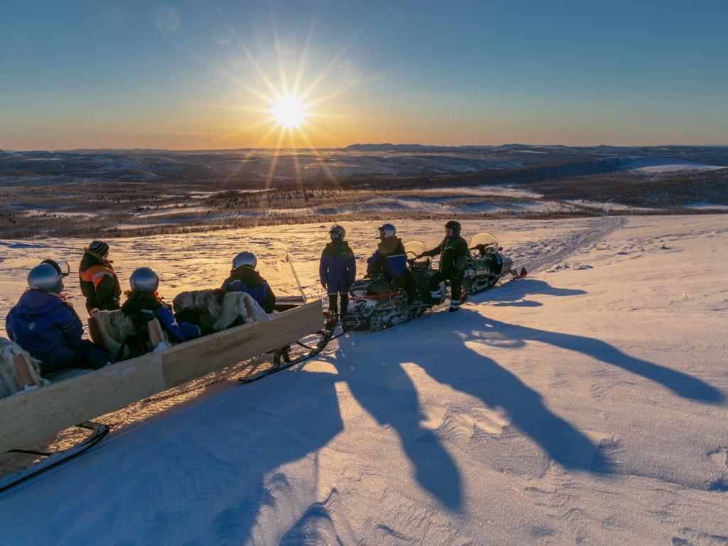 Viaggi di Gruppo  2020-Febbraio-Viaggio-Lapponia-Capo-Nord-Norvegia-Aurora-Alba-Mezzogiorno-Karigasniemi-Slitte [CONCLUSO] 1-8 Febbraio 2020, Spedizione a CapoNord, Viaggio Avventura