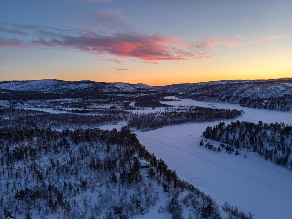Viaggi di Gruppo  2020-Febbraio-Viaggio-Lapponia-Capo-Nord-Norvegia-Aurora-Alba-Mezzogiorno-Taiga-Tana-Drone [CONCLUSO] 1-8 Febbraio 2020, Spedizione a CapoNord, Viaggio Avventura