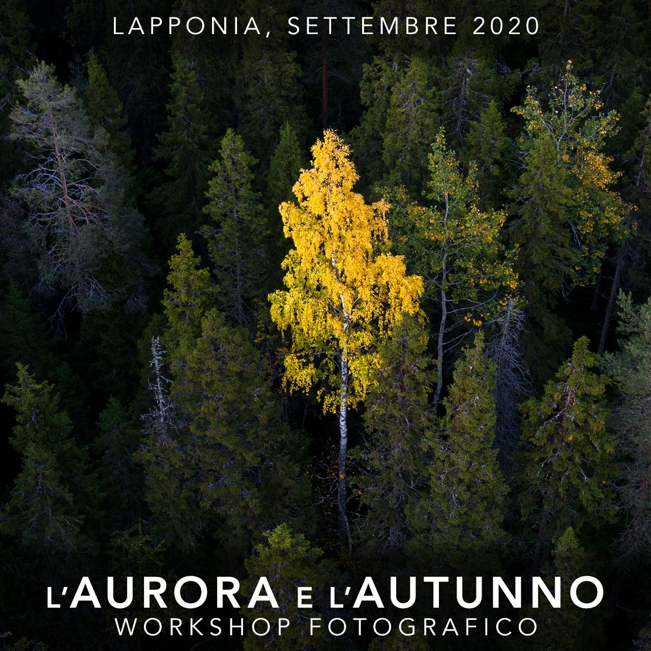 Viaggi di Gruppo  2020_09_15_Workshop_aurora_05A 11-16 Settembre 2020, L'Autunno e L'Aurora