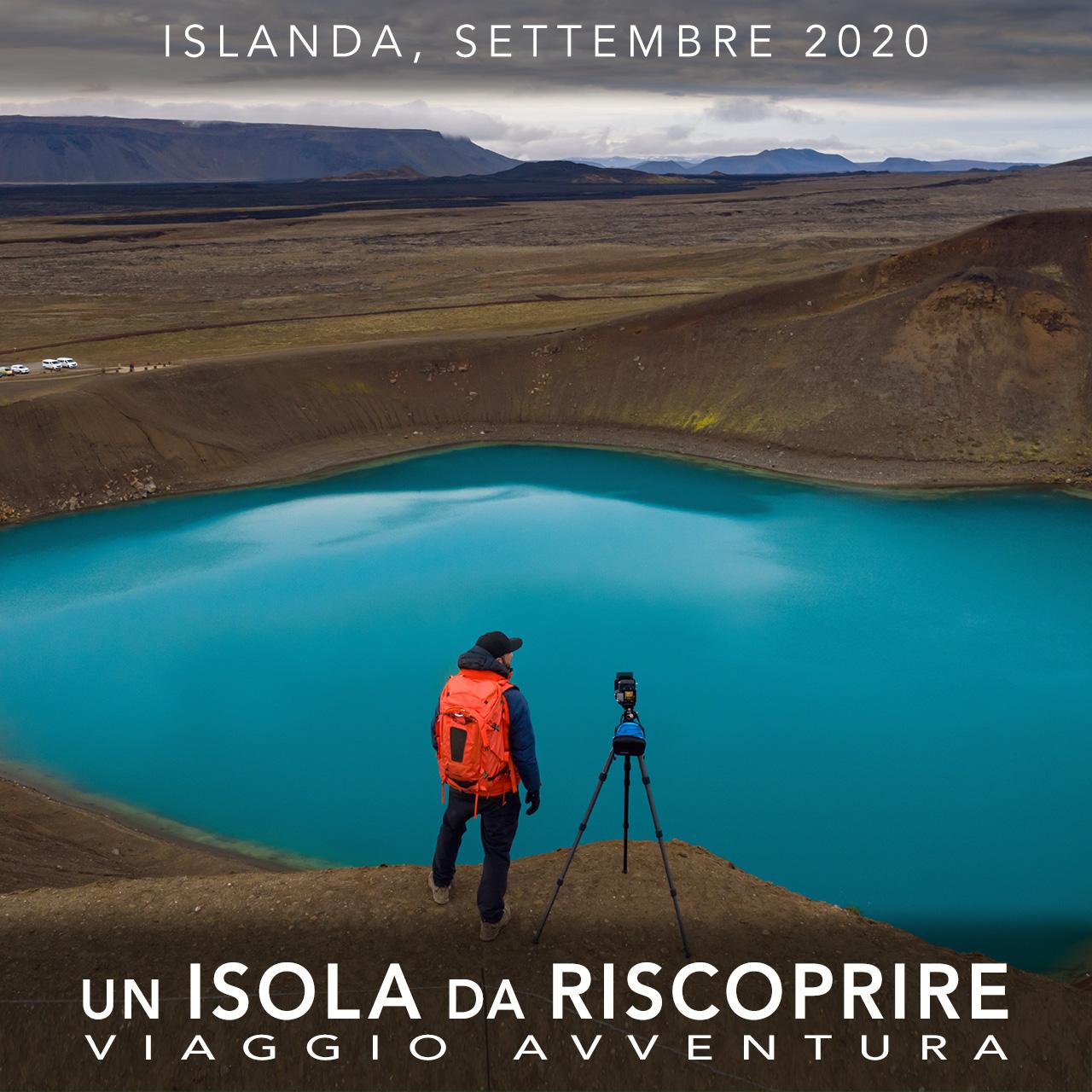 Viaggi di Gruppo  2020_09_20_ISLANDA_2A [ANTEPRIMA] SETTEMBRE 2020. Un isola da riscoprire