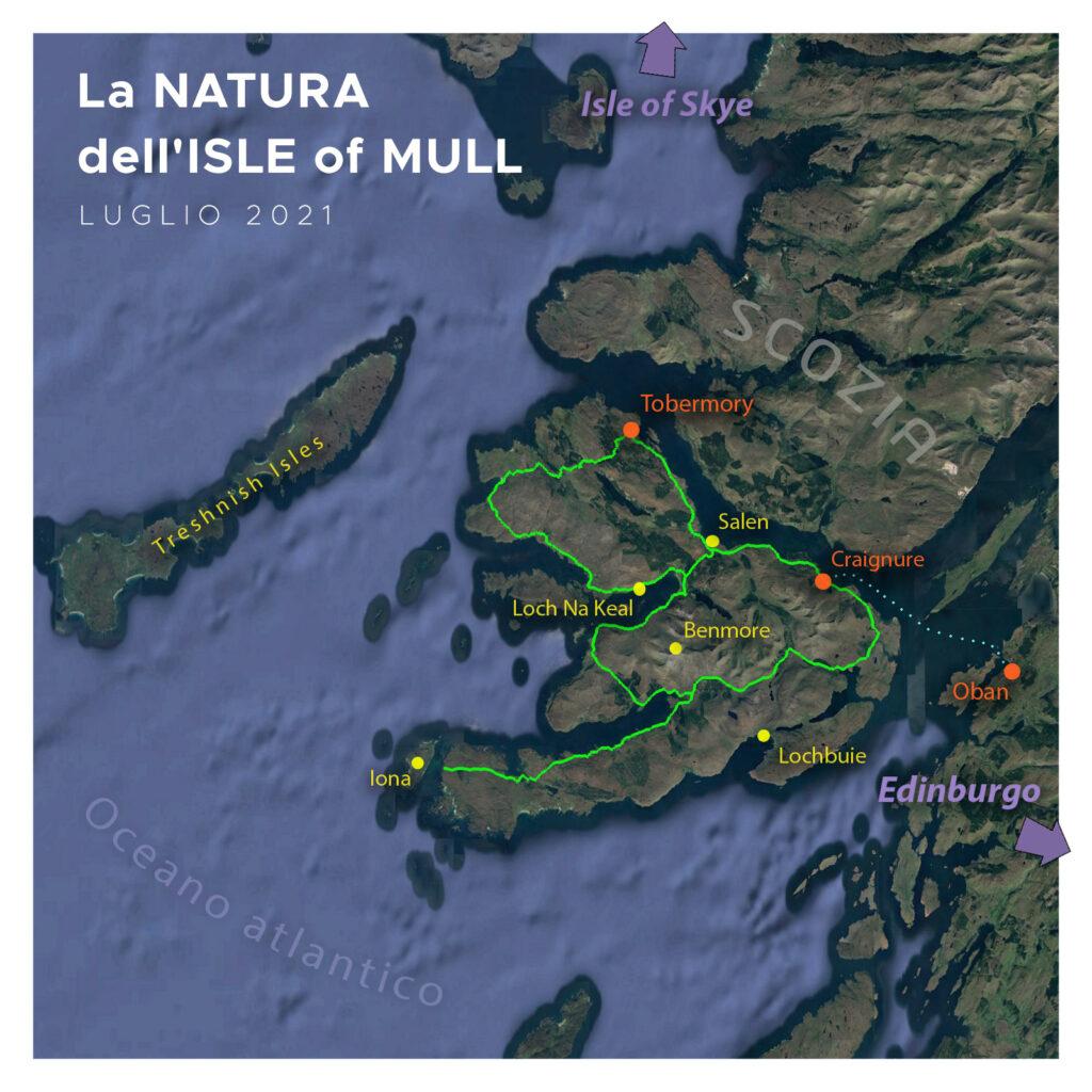 Viaggi di Gruppo  2021_07_Mull21_mappa_01-1024x1024 [RINVIATO al 2022] Luglio 2021. La Natura dell'Isle of Mull, Scozia. Con Enrico Fulco